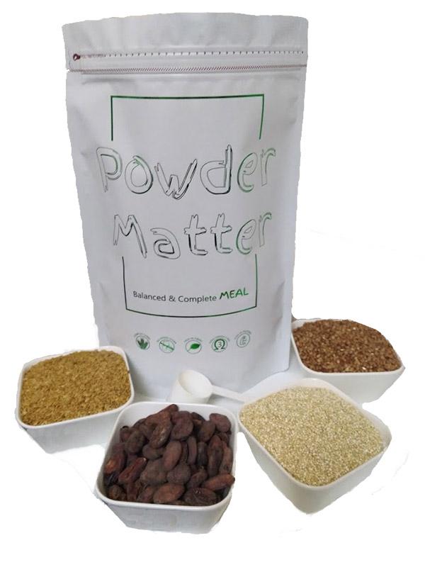 Powder Matter 2.0.00